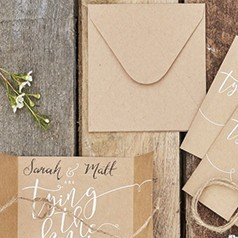 Envelopes Kraft