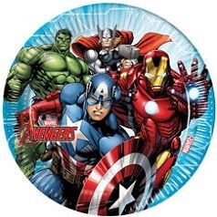 Aniversário Avengers