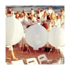 Decoração Festa Branca
