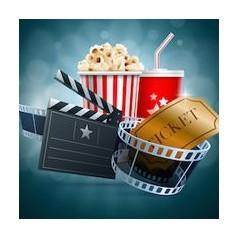 Decoração do Cinema