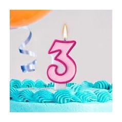 Aniversário 3 Anos Menina
