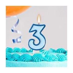 Aniversário 3 Anos Menino