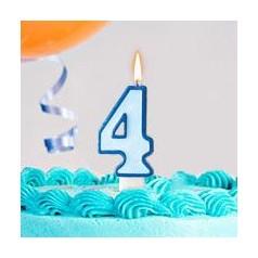 Aniversário 4 Anos Menino