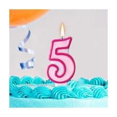 Aniversário 5 Anos Menina