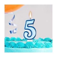 Aniversário 5 Anos Menino