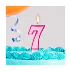 Aniversário 7 Anos Menina
