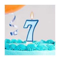 Aniversário 7 Anos Menino