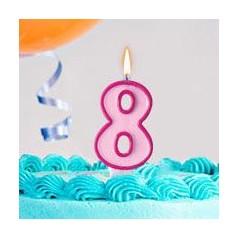 Aniversário 8 Anos Menina