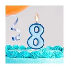 Aniversário 8 Anos Menino