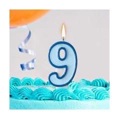 Aniversário 9 Anos Menino