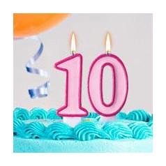 Aniversário 10 Anos Menina