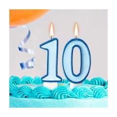 Aniversário 10 Anos Menino