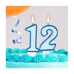 Aniversário 12 Anos Menino