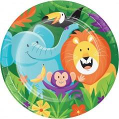 Aniversário Animais do Safari