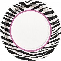 Aniversário Pink Zebra