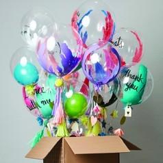 Balões Transparentes