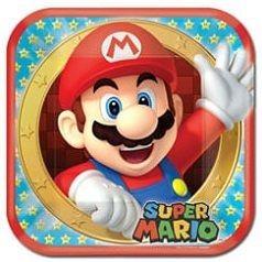 Aniversário Super Mario