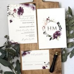Cartão para Casamento