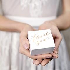 Caixinhas para Presentes de Casamento