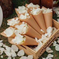Cones para Casamento