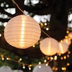 Lanternas Chinesas para Casamento