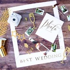 Acessórios Photo Booth Casamento