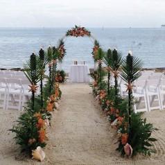 Casamento Hawaiano