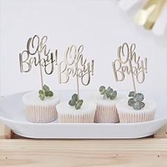 Decoração de Cupcake