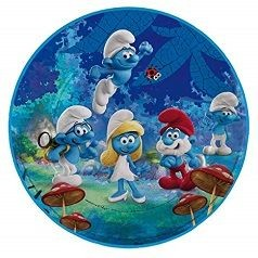 Aniversário Smurfs