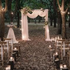 Decoração Casamento ao Ar Livre