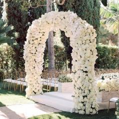 Decoração para Casamento em Casa