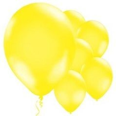 Balões Amarelos