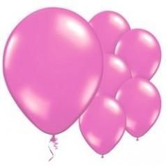 Balões Rosas