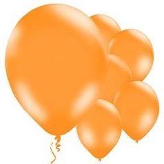 Balões Laranjas