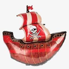 Balões Piratas