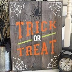 Cartaz Halloween