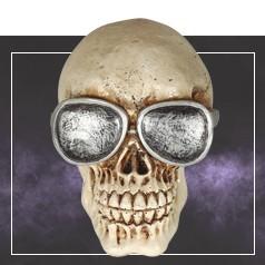 Caveiras Halloween
