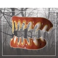 Dentaduras Halloween